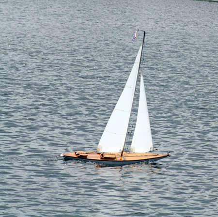 beautiful sailing boat