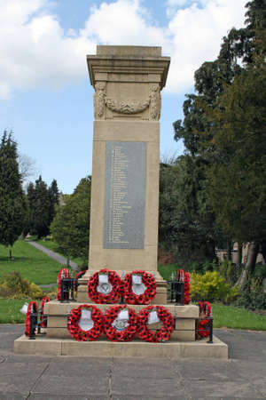 war memorial Stock Photo - 13692086