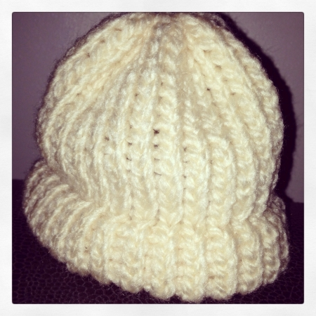 wooly: Wooly hat