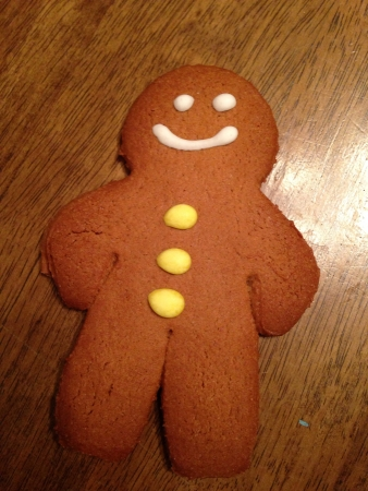 ginger bread man: Ginger bread man