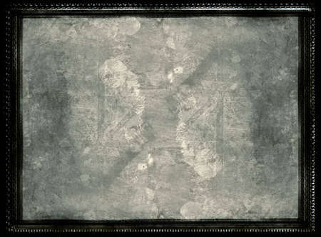 Computer designed grunge border and aged textured background Stock Photo - 851837