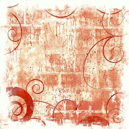 Computer designed highly detailed grunge textured abstract background Stock Photo - 3845826