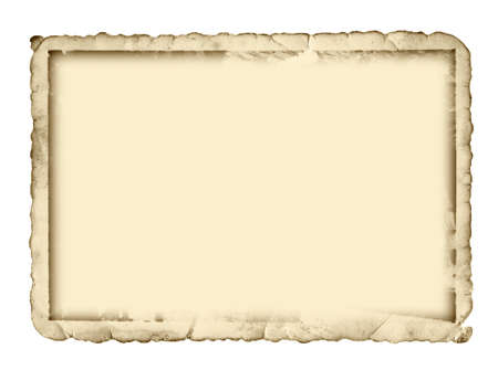 photo art: Antique photo border with space for your text or image
