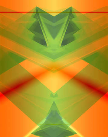 Computer designed abstract style background Stock Photo - 3859058