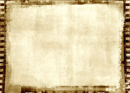 Computer designed highly detailed grunge textured border and background with space for your text or image Stock Photo - 3859280