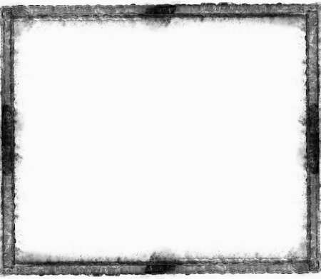 highly: Computer designed highly detailed grunge border with space for your text or image. Nice grunge layer for your projects.