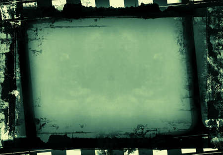 noises: Computer designed high resolution grunge film frame with space for your text or image. Great grunge layer for your projects