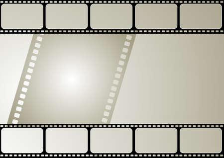 Computer designed editable film frame Stock Photo - 5002623