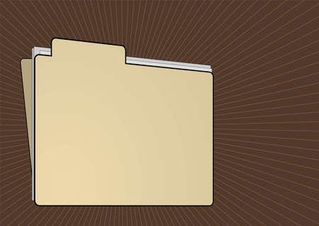 Folder file Vector