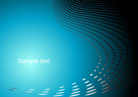 Editable abstract background with space for your text Vector