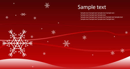 Editable modern Christmas background