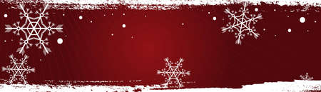 Editable Christmas background with space for your text Stock Vector - 7316456