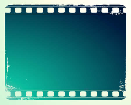 Editable film frame background with space for your text or image Stock Vector - 7315910