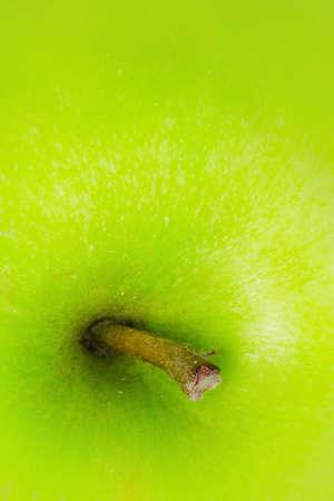 Delicious green apple Stock Photo - 7479623