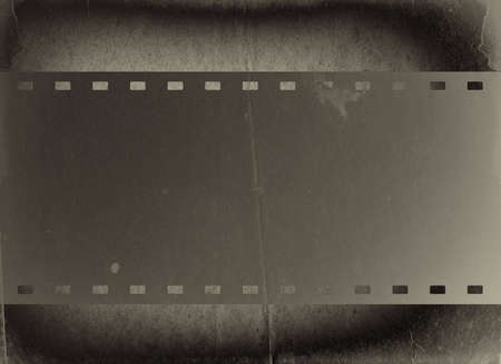 Computer designed highly detailed film frame with space for your text or image.Nice grunge element for your projects Stock Photo - 7479869