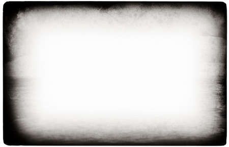 nakładki: Computer designed highly detailed grunge border over white with space for your text or image. Great grunge layer for your projects.