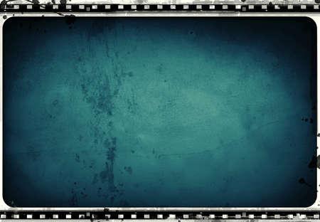 Fotograma de la película muy detallado de computador diseñado con espacio para texto o imagen. Elemento de grunge agradable para sus proyectos. Más imágenes como esta en mi cartera  Foto de archivo - 7500531