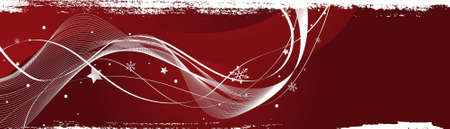 Editable vector Christmas background with space for your text Stock Vector - 7533706