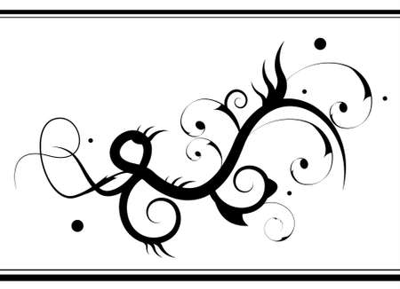 Editable vector design element for your projects Stock Vector - 7533580
