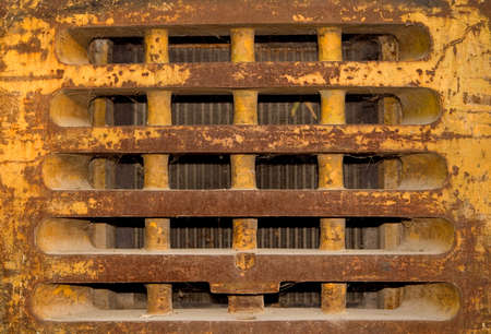 Old rusty metal texture close up photo photo
