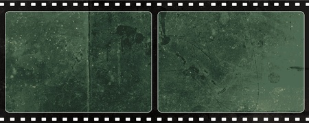 Computer designed highly detailed film frame with space for your text or image. Nice grunge element for your projects. More images like this in my portfolio Stock Photo - 8720580