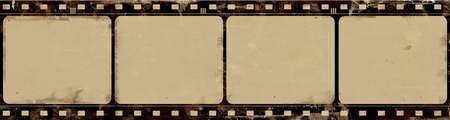 컴퓨터 설계 매우 상세한 필름 프레임