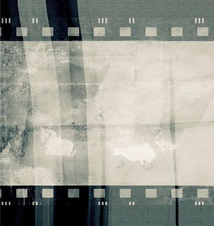 매우 상세한 필름 프레임을 설계되었습니다