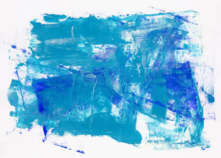 brush drawing: Abstract watercolor hand painted by me.