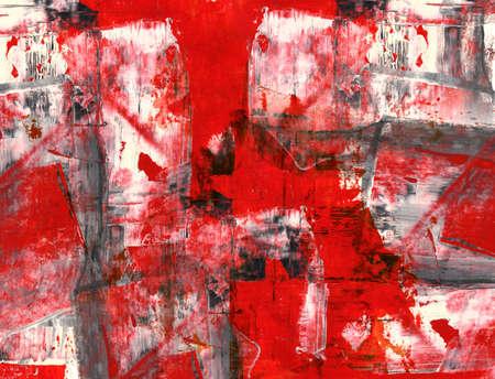 cuadros abstractos: La mano acuarela abstracta pintada por m�. Buen fondo para sus proyectos.