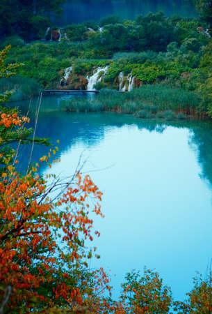 Landscape of a beautiful lake Stock Photo - 11121967
