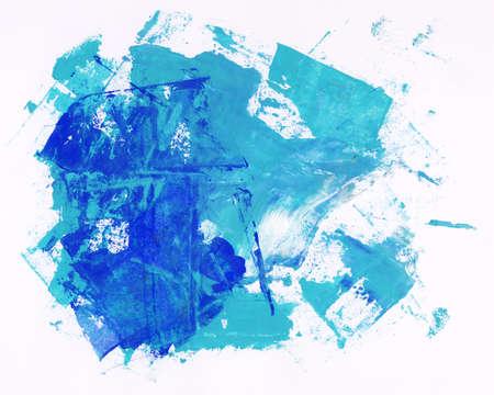 La mano acuarela abstracta pintada por mí. Bonito fondo para tus proyectos Foto de archivo - 11120315