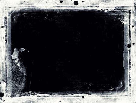 Ordenador diseñado grunge muy detallado con espacio para el texto o la imagen. Gran capa de grunge para sus proyectos Foto de archivo - 11120685