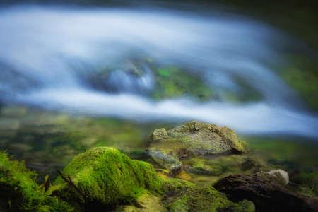 Beautiful waterfalls at Plitvice Lakes National Park , UNESCO World Heritage Center  Stock Photo - 16557786