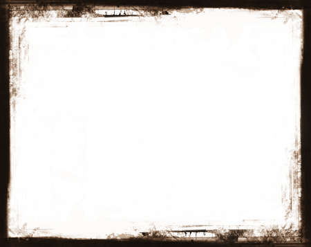 Highly detailed grunge frame  with space for your text or image. Great grunge layer for your projects.