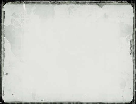 Grunge altamente detallado marco con espacio para el texto o la capa de imagen de gran grunge para sus proyectos Foto de archivo - 18744460