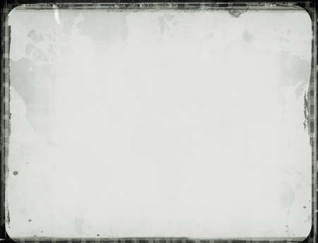 Highly detailed grunge frame  with space for your text or image  Great grunge layer for your projects  photo
