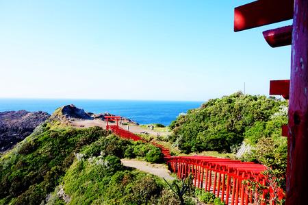 Motosumi Inari Shrine Yamaguchi Prefecture
