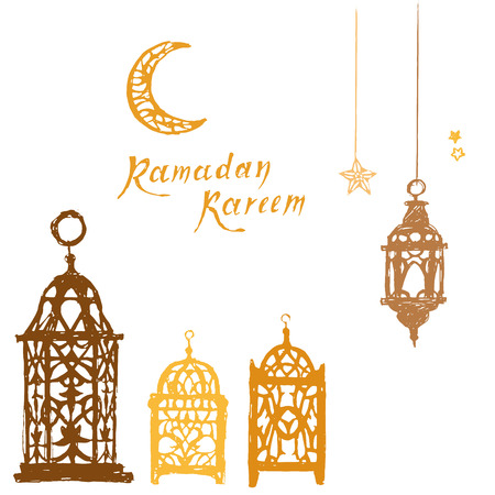 design elements for islamic celebration ramadan