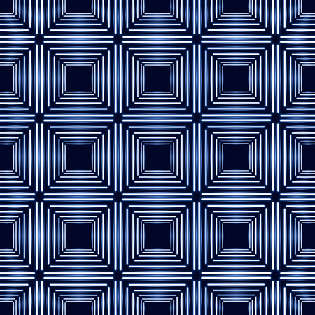 underpass: Seamless pattern with halogen or LED light lamps.