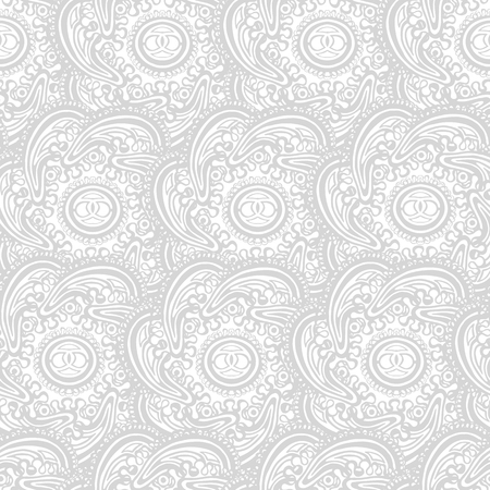 paper textures: seamless floral pattern. Can be used for wallpaper, pattern fills, web page background, surface textures, textile print, wrapping paper