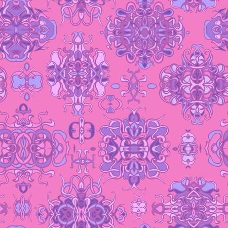 Colorful geometric pattern.