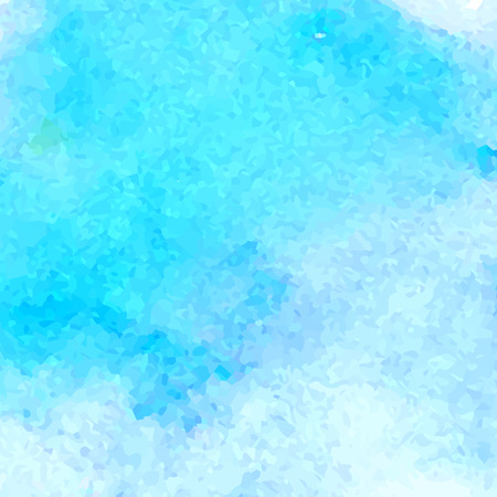 Blue watercolor texture pattern.