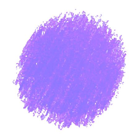 Crayon scribble texture Illustration