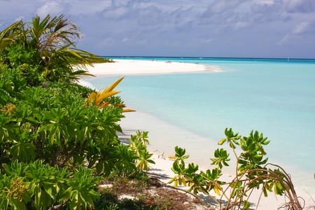 Indian ocean, beach, skies, clouds photo