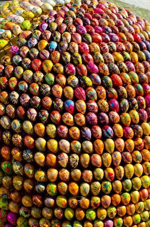 paskha: Paskha eggs