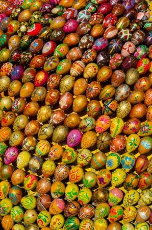 paskha: Easter eggs