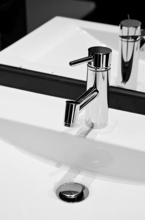 washbasin: Tap at sink   washbasin   Bathroom equipment