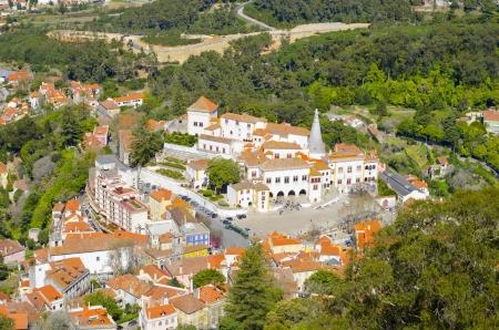 sintra: Sintra National Palace
