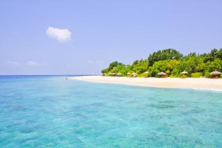 Tropical beach Foto de archivo