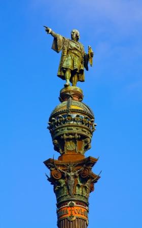 Cristoforo Colombo monument